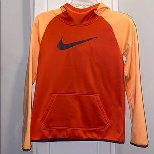 Youth Nike dri-fit hoodie